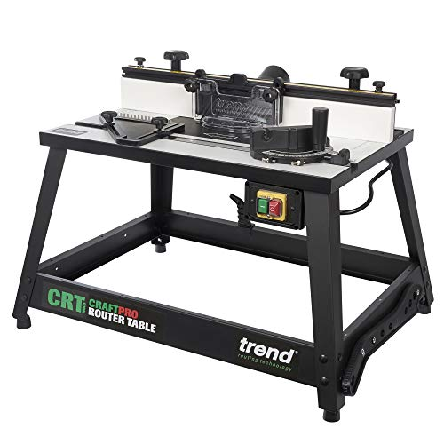 5 Best Router Table Reviews UK 2020
