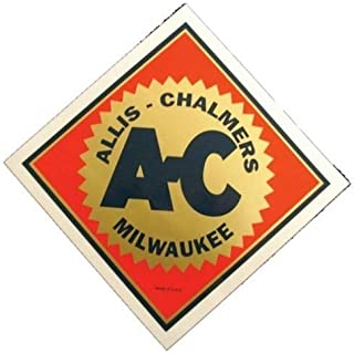 Allis Chalmers Decal, 6