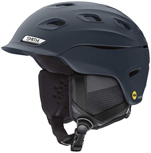 Smith Vantage MIPS Snow Helmet (Matte French Navy, Large)
