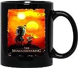 N\A Baby #Yoda The #Mandalorian King #Star #Wars Movie Funny Coffee Tea Tazas Tazas