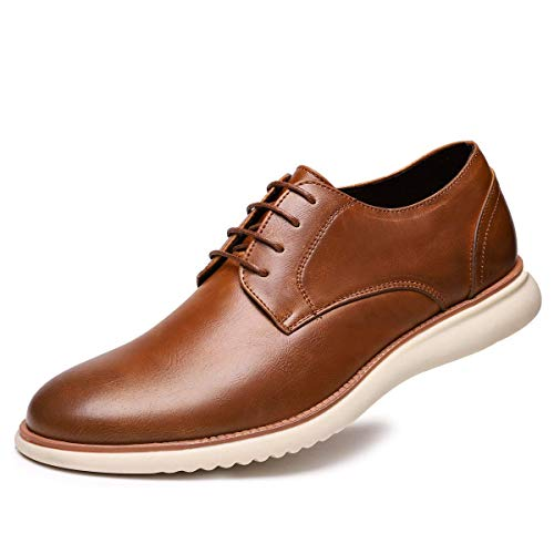 Men's Dress Shoes Oxford Lace Up Walk Oxford for Men