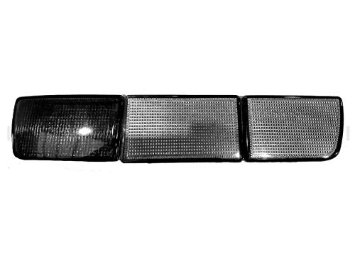 Pyrasport Cuartos Golf Jetta A3 Mk3 GTI Vr6 Smoked Nacionales Set