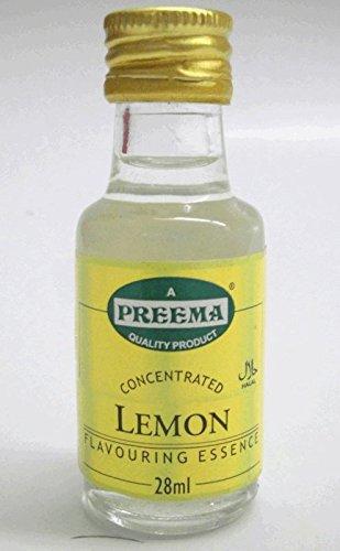 Preema - Zitronenextrakt - 3 x 28 ml