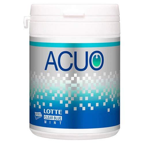 ロッテ ACUO(アクオ) クリアブルーミント ファミリーボトル 140g×6個入×(2ケース)