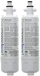 Kenmore 9690 LT700P Replacement Refrigerator Water Filter Clear