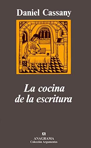 La cocina de la escritura: 162 (Argumentos)