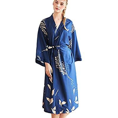 YKARITIANNA 2019 New Soft Hot Women Simulation Silk Pajamas Sexy Lingerie Robe Bathrobe Bride Dressing Gown
