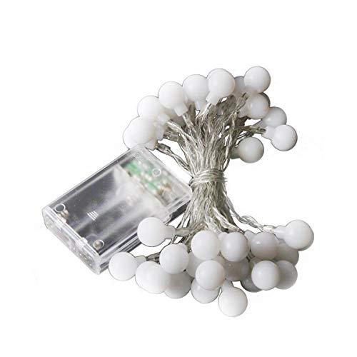 Gugutogo Luces de cortina de estrella de alambre de cobre LED Lámpara de hadas de iluminación para boda al aire...
