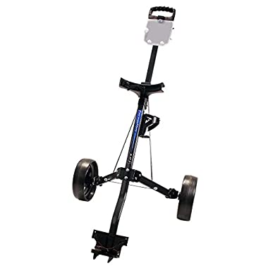 ProActive Sports Fairway Flyer 603 Golf Push Cart (Charcoal)
