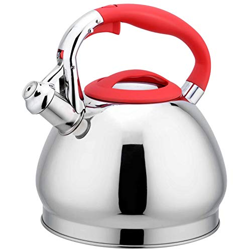 3 l Whistling Tea Kettle Stove Top Kettle Whistling For Gas -...