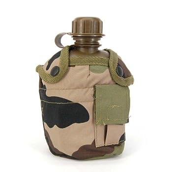 Gourde US étui camouflage CE - Miltec