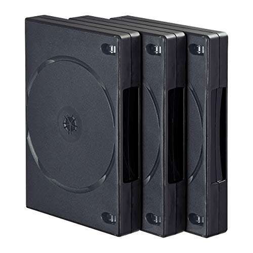 『サンワサプライ DVDトールケース(8枚収納) ブラック 3枚セット DVD-TW8-03BK』の2枚目の画像