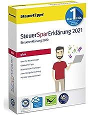 SteuerSparErklärung plus 2021: Steuererklärung 2020 plus