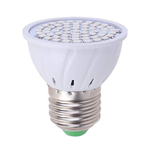 Uonlytech 1 pc led wachsen glühbirne e27 sockel vollspektrum pflanzenwachstum Lampe Hosen wachsen licht anlage Scheinwerfer für zu Hause Aquarium büro