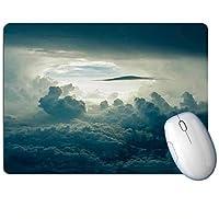 ゲーミングマウスパッドショアパームストロピカルビーチ長方形マウスマットデザインナチュラルエコゴム耐久性のあるコンピュータデスク文房具アクセサリマウスパッドギフトサポート有線ワイヤレスまたはBluetoothマウス