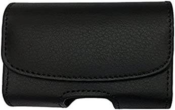Premium Classic Style Pouch case with Belt Clip for Medtronic Minimed Paradigm Revel 723/523 Insulin Pump (Horizontal/1)