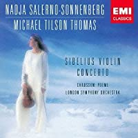 SIBELIUS: VIOLIN CONCERTO/CHAUSSON(ltd.) by Nadja Salerno-Sonnenberg (2013-01-23)