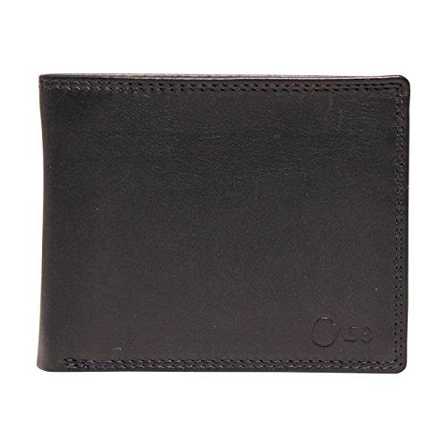 CAS8, Herrenbörse, A74-Q mit RFID-Schutz, schwarz