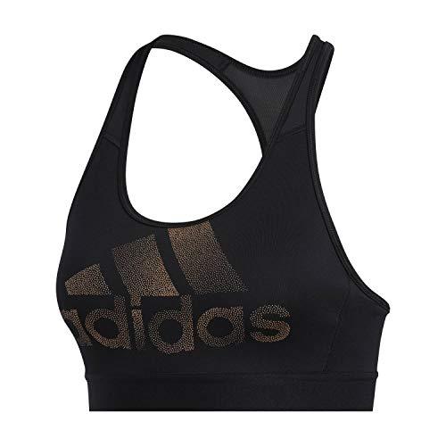adidas Damen Holiday BH, Black, XS