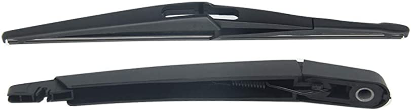 MIDOON Rear Windshield Wiper Arm Blade Set For Renault Megane 2 2002 2003 2004 2005 2006 2007 2008