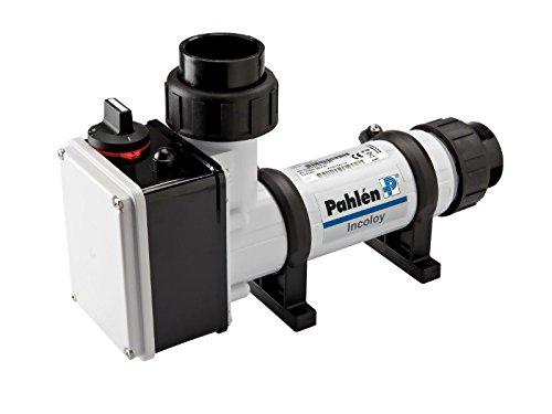 Pahlen Elektroheizer aus Kunststoff / Heizstab Incoloy 3 kW nicht digital
