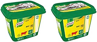 Knorr LeGout 095 Beef Base Gluten Free 16 Ounce (2 Pack)
