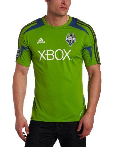 adidas MLS Seattle Sounders FC Schwangerschafts-Trikot, Herren, Seattle Sounders FC, XX-Large