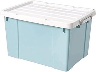 Lpiotyucwh Paniers et Boîtes De Rangement, Boîte de Rangement à Grande capacité, boîte de Rangement en Plastique épaissi, ...