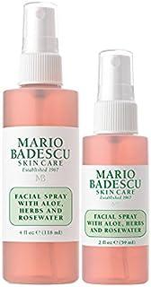 Mario Badescu 面部喷雾,带芦荟草本和玫瑰水