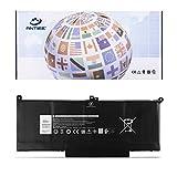 ANTIEE F3YGT Laptop Batería para DELL Latitude 12 7000 7280 7290 Latitude 7380 7390 7480 7490 E7480 E7280 Notebook 0F3YGT DM3WC DM6WC 0DM3WC 2X39G KG7VF V4940 451-BBYE 7.6V 60Wh