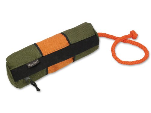Mystique Snack Dummy Small Khaki / Orange