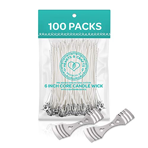 Candle Wicks - 100% Natural Cotton
