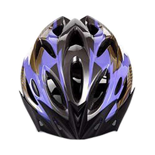 Casco de Ciclismo Moldeado integralmente Montaña Carretera Bicicleta Casco Sport Caja de Seguridad Equipo de Ciclismo type9