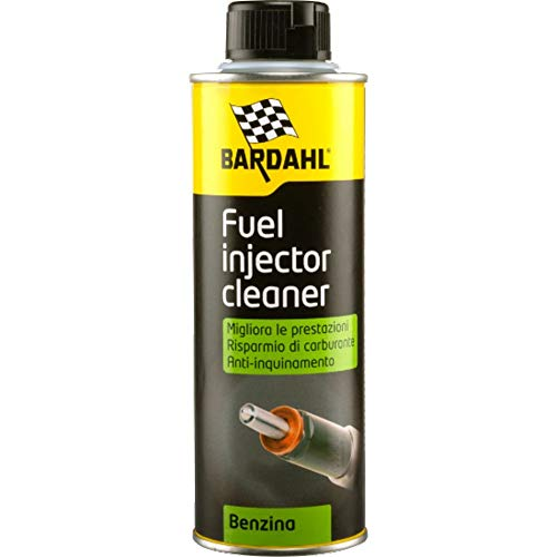 Bardahl Additivo fuel injector cleaner 300ml