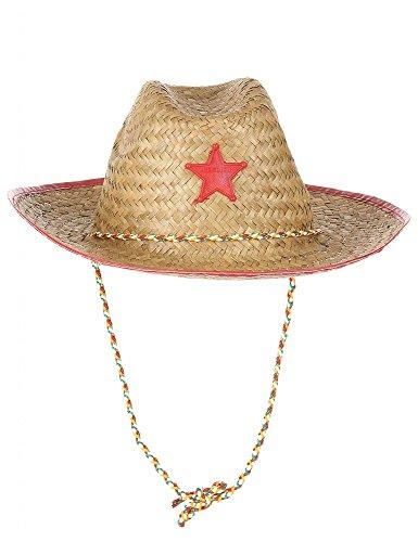 Espa 50_50252 Kostüm-Zubehör Cowboyhut für Kinder, Einheitsgröße
