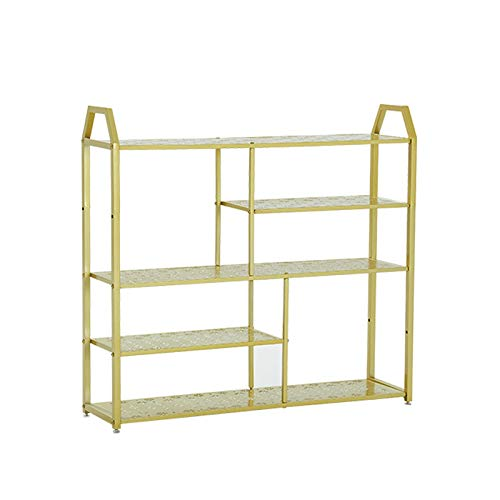 Shoe Racks Multi-Layer Simple Shoe Rack Durable Metal Shoe Rack Boots Organizer Multi-Purpose Entryway Shoe Shelf Ideal for Living Room Corridor Bedroom Shoe Racks for Bedroom Closet