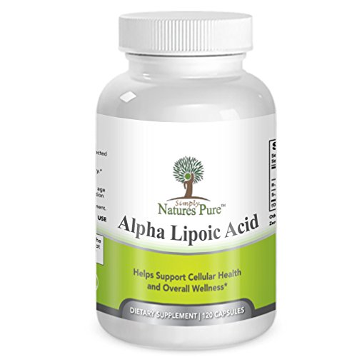 Best R Alpha-lipoic Acid 600mgs