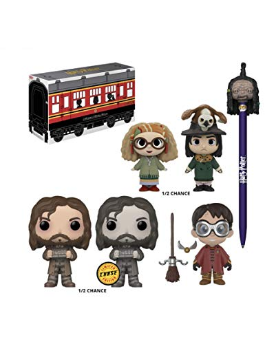 Mystery Mini: Harry Potter: Una figura al azar Exclusivo