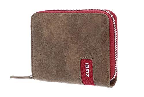 zwei O.Wallet OW1 Börse 13 cm Chili