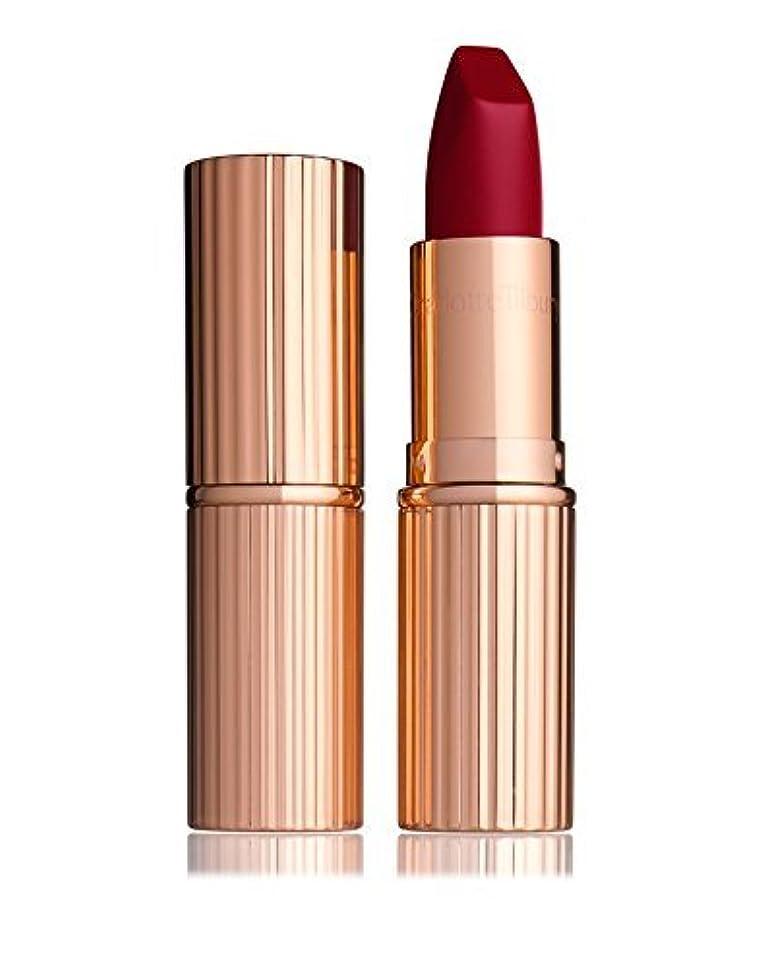 オーブン通路局Charlotte Tilbury Matte Revolution Lipstick Red Carpet Red by CHARLOTTE TILBURY [並行輸入品]