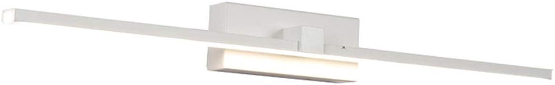 Spiegellampen, badkamer Eitelheit Licht LED extra lange kaptafel spiegel licht Scandinavisch wit en warm licht, lamp (kleu...