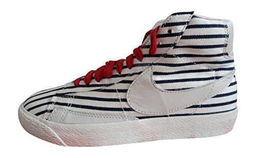 Nike Blazer Mid Prm VNTG QS, Scarpe da Basket Bambino, 37 1/2 EU