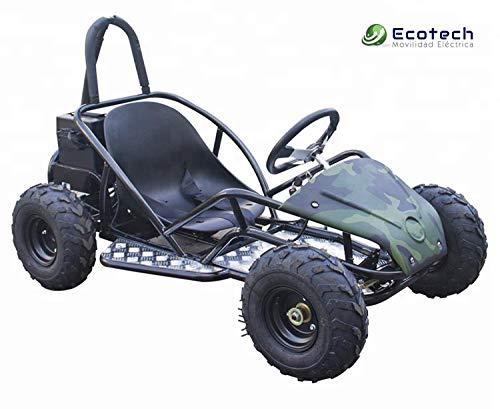 profesional ranking Ecotech Go-Kart Off-Road Eléctrico elección