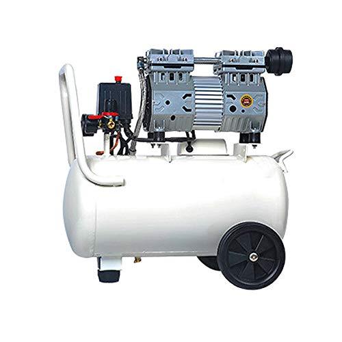 1PC 30L Dental-Labor Mobile Air Kompressor-Maschine Kleiner Luftkompressor Ölfreie Silent Air Kompressor-Maschine 220V (Size : 600W)