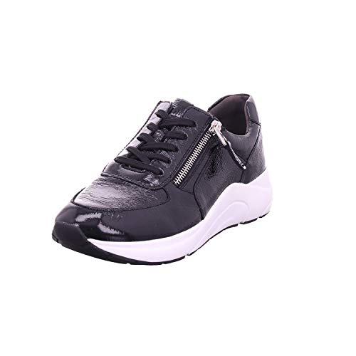 Caprice 9-9-23705-25 017, Zapatillas Mujer, Black Naplak, 39 EU