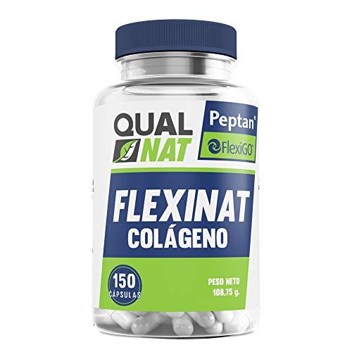 Colágeno Con Magnesio | Colágeno Marino - Peptan y Hapagofito Flexigo | Potente Suplemento para tus Articulaciones - Huesos y Piel | 150 Cápsulas