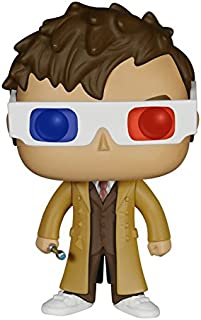 Doctor Who - 10th Doctor 3D Glasses US Exclusive Pop! Vinyl Figure