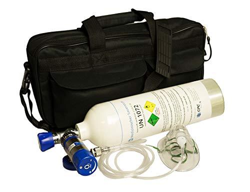 Mobiles Sauerstoff-Notfallsystem