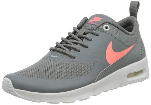 Nike Unisex-Kinder Air Max Thea GS 814444-007 Sneaker, Mehrfarbig Grey Pink 001, 36.5 EU