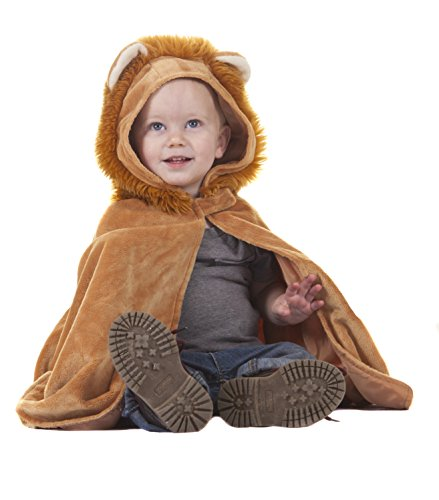 Great Pretenders Lion Toddler Cape / 2-3 Years